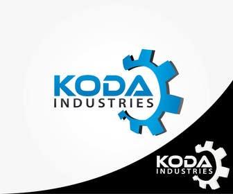 Nro 12 kilpailuun Design a Logo for Koda Industries käyttäjältä alikarovaliya