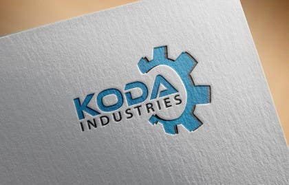#13 cho Design a Logo for Koda Industries bởi alikarovaliya