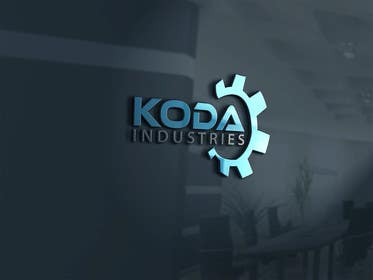 #14 cho Design a Logo for Koda Industries bởi alikarovaliya