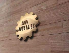 #37 cho Design a Logo for Koda Industries bởi saonmahmud2