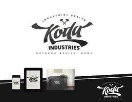 #46 cho Design a Logo for Koda Industries bởi JustBananas