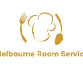 #13 untuk Design a Logo for a fine food home delievery room service oleh mariaanastasiou