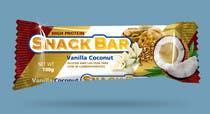 Graphic Design Kilpailutyö #43 kilpailuun Create Print and Packaging Designs for Snack Bar