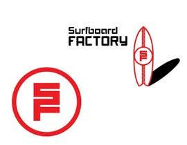 #37 for Design a Logo for Surfboard factory by bibi186