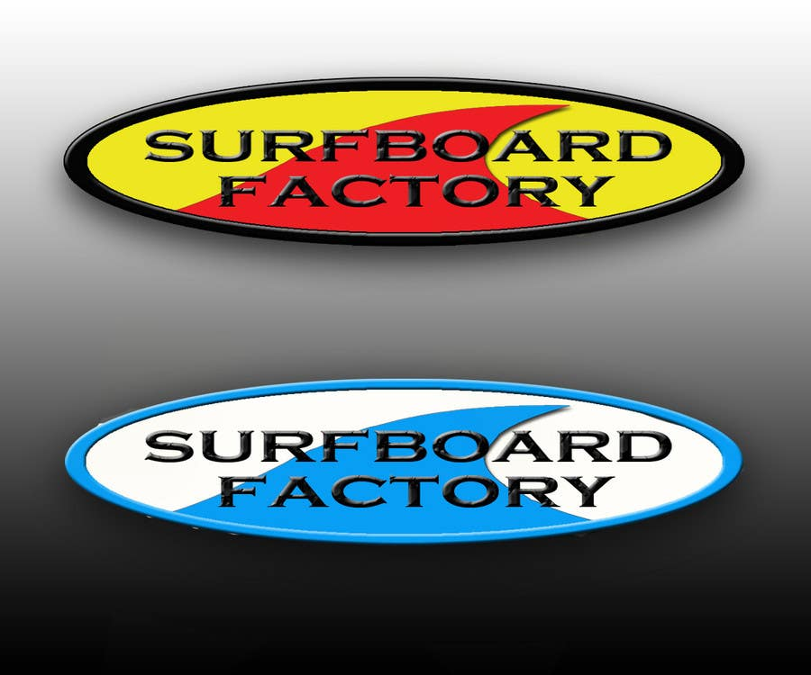 #49 for Design a Logo for Surfboard factory by shifatuddin21