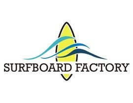#76 for Design a Logo for Surfboard factory by ramapea