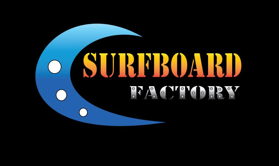#41 for Design a Logo for Surfboard factory by InkShark