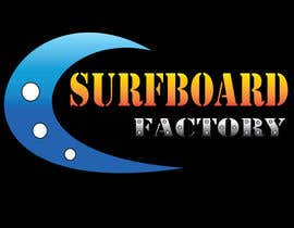 nº 41 pour Design a Logo for Surfboard factory par InkShark