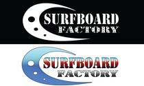 Contest Entry #69 for Design a Logo for Surfboard factory