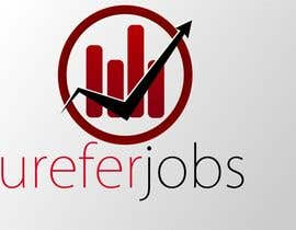 #97 for Logo design for ureferjobs.com. Help me. FLY CLOSER TO THE SUN. af uniqmanage