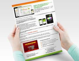 #5 for flyer design in German language by Mimi214