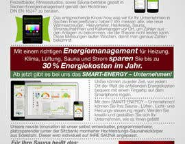 #3 for flyer design in German language by iulian4d