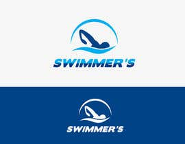 "#69 untuk Logo and Corporate Identity for ""Swimmer's"" oleh ngahoang"
