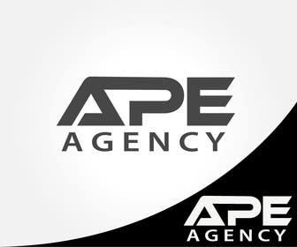 #25 untuk Design a Logo for Design business Ape Agency oleh alikarovaliya