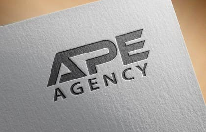 #28 untuk Design a Logo for Design business Ape Agency oleh alikarovaliya