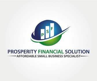 Nro 54 kilpailuun Design a Logo for Prosperity Financial Solutions käyttäjältä alikarovaliya