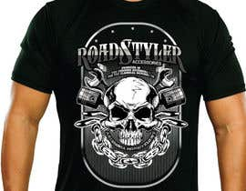 #30 for Design T-shirt for motorcycle company af tengkushahril