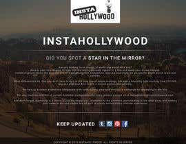 #12 for Design a 1 page website with movie theme in Wordpress af joshuacorby2014