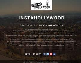 Nro 12 kilpailuun Design a 1 page website with movie theme in Wordpress käyttäjältä joshuacorby2014