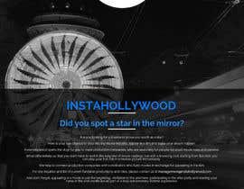 Nro 13 kilpailuun Design a 1 page website with movie theme in Wordpress käyttäjältä aryamaity