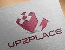 #15 para Desenvolver um logotipo para a empresa: UP2PLACE por dreamer509