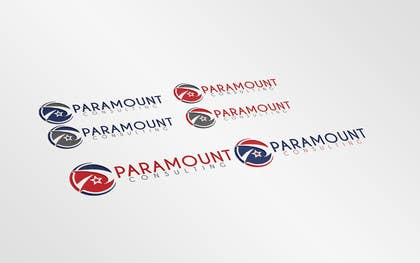 #122 for Design a Logo for Paramount Consulting af adityapathania