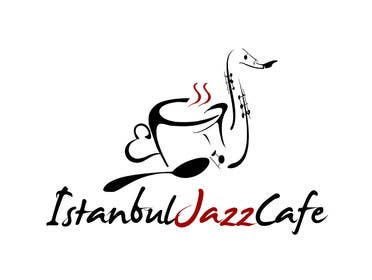 #8 for Design a Logo for IstanbulJazzCafe af darkavdarka