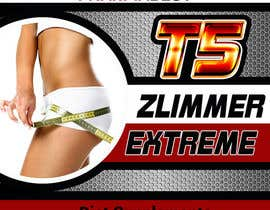 Olikaweb tarafından design a label for some diet pills called T5 Zlimmer için no 24