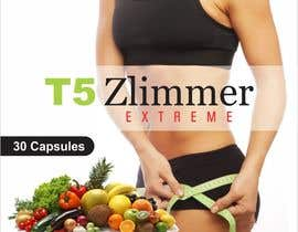 #11 for design a label for some diet pills called T5 Zlimmer by creazinedesign