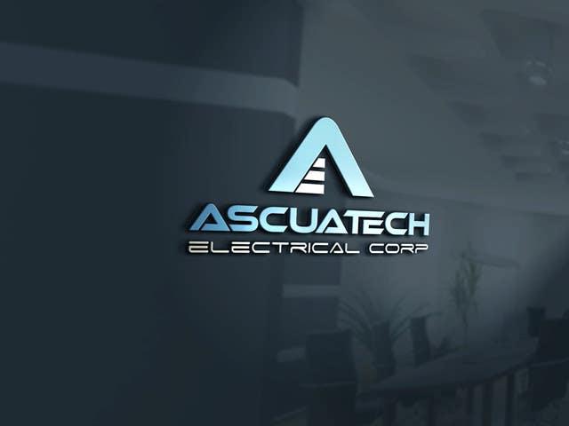 Kilpailutyö #62 kilpailussa Diseñar un logotipo  Ascuatech Electrical Corp.