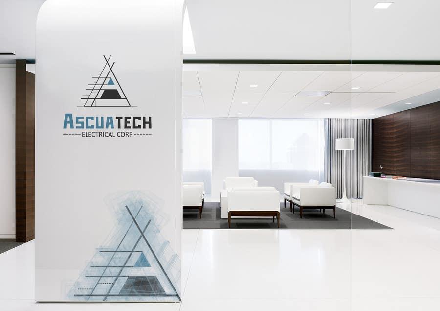 Kilpailutyö #10 kilpailussa Diseñar un logotipo  Ascuatech Electrical Corp.