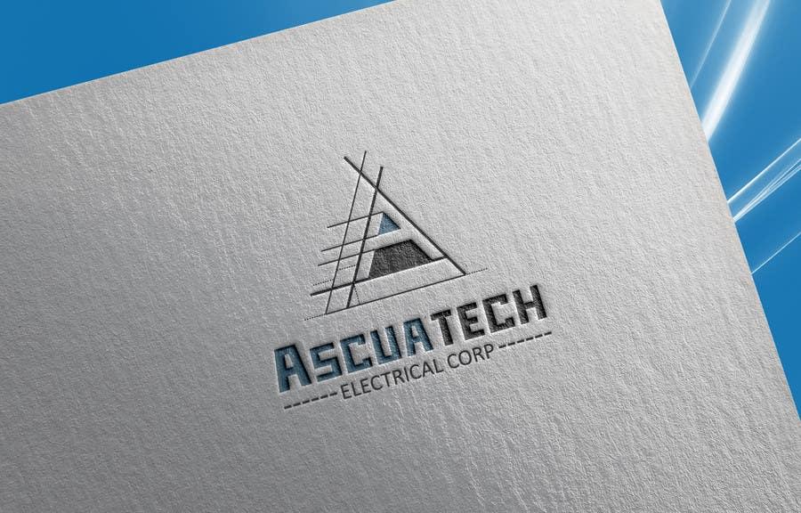 Kilpailutyö #13 kilpailussa Diseñar un logotipo  Ascuatech Electrical Corp.