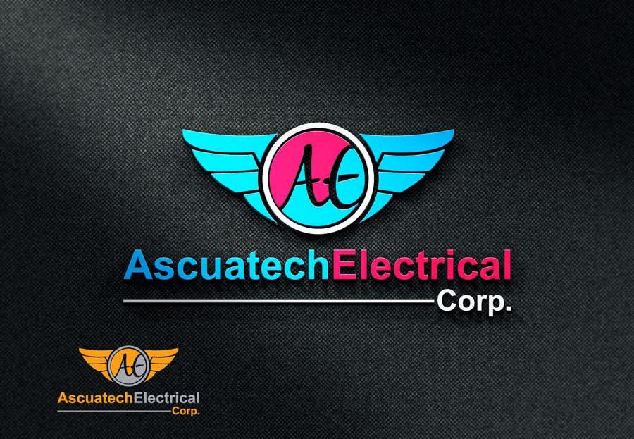 Kilpailutyö #26 kilpailussa Diseñar un logotipo  Ascuatech Electrical Corp.