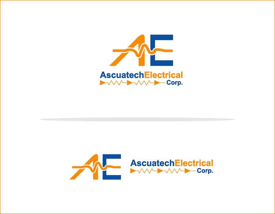 Kilpailutyö #72 kilpailussa Diseñar un logotipo  Ascuatech Electrical Corp.