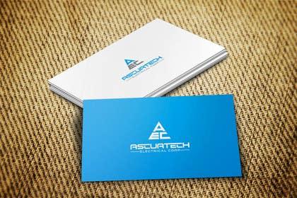Nro 56 kilpailuun Diseñar un logotipo  Ascuatech Electrical Corp. käyttäjältä thelionstuidos