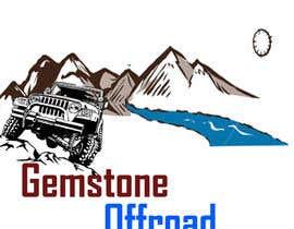 Nro 3 kilpailuun Gemstone Offroad Logo Contest! käyttäjältä georgedobris