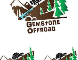 Nro 17 kilpailuun Gemstone Offroad Logo Contest! käyttäjältä eko240