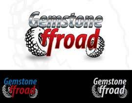 Nro 9 kilpailuun Gemstone Offroad Logo Contest! käyttäjältä vasked71