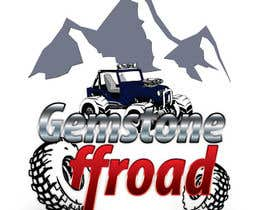 Nro 12 kilpailuun Gemstone Offroad Logo Contest! käyttäjältä vasked71