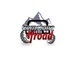 Nro 13 kilpailuun Gemstone Offroad Logo Contest! käyttäjältä vasked71