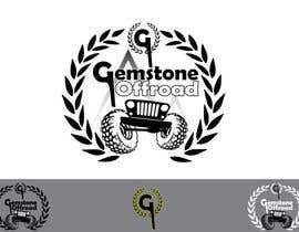 Nro 15 kilpailuun Gemstone Offroad Logo Contest! käyttäjältä vasked71