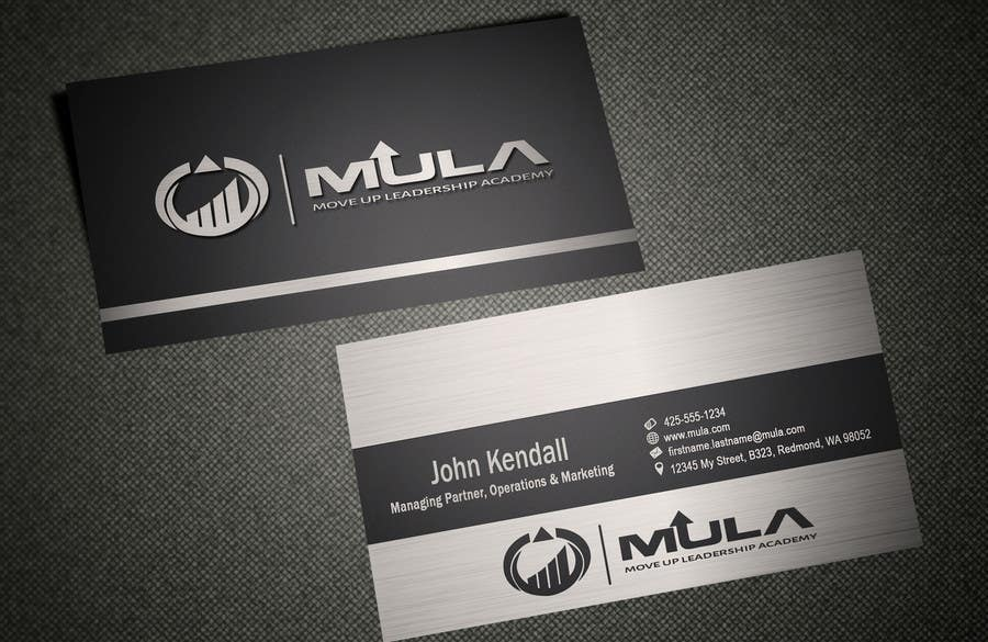 Entry 186 by alextv for design some business cards for mula contest entry 186 for design some business cards for mula reheart Images