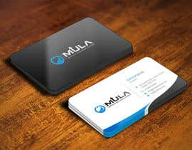#71 for Design some Business Cards for MULA by logosuit
