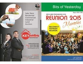 #5 for Design a ReUnion Booklet af binoysnk