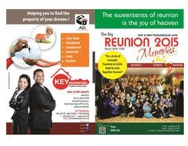 #11 for Design a ReUnion Booklet af binoysnk
