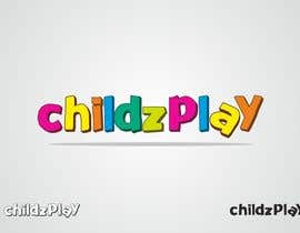 "nº 107 pour Design a Logo for ""CHILDZPLAY"" par alecomy"