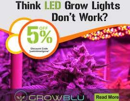 #39 untuk Design a Banner for LED Lighting Company oleh TreeXMediaWork