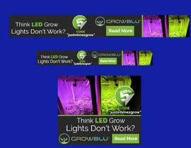 #7 untuk Design a Banner for LED Lighting Company oleh nguruzzdng
