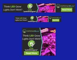 #23 for Design a Banner for LED Lighting Company af nguruzzdng