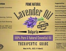 #69 untuk Design Product Label & refine existing logo: Essential Oil Bottle label oleh designart65